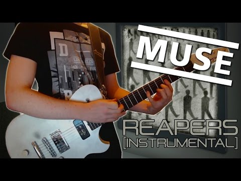 Muse Reapers Instrumental - Cover w/Manson DL-1