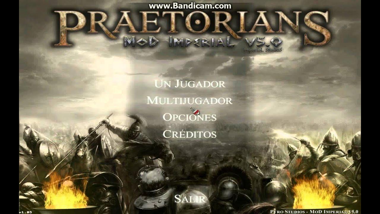 Praetorians Mod Imperial 5.1
