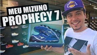 Comprando o Mizuno Prophecy 7 Lançamento 2018 | Vlog #2