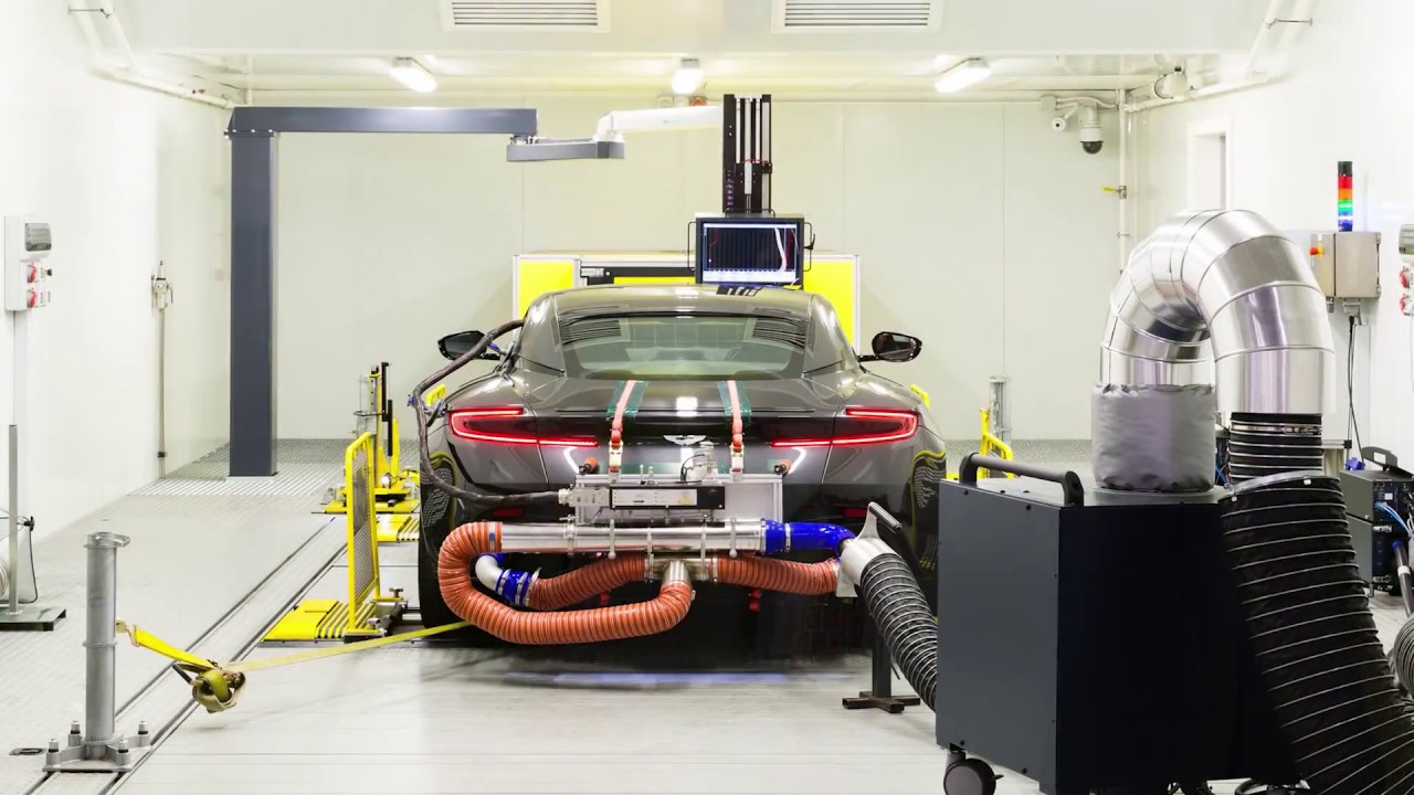 Video: Millbrook Group Helps to Develop the Vehicles of the