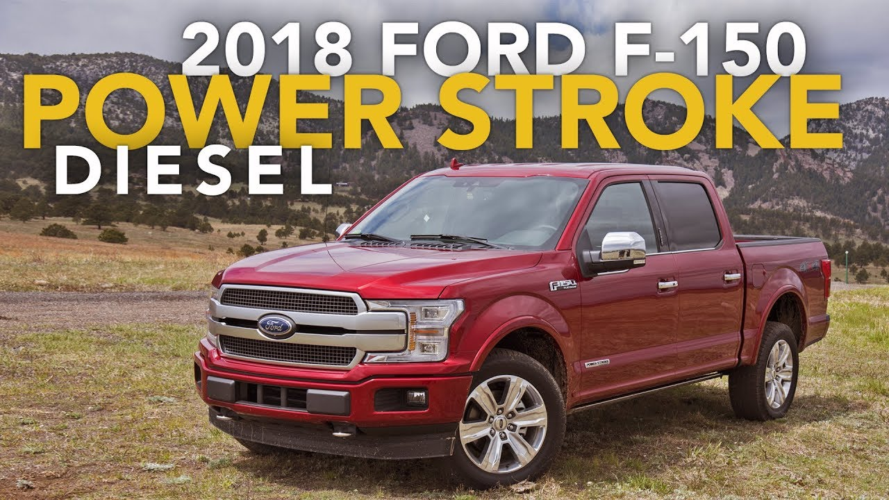 2018 Ford F 150 Diesel Review First Drive