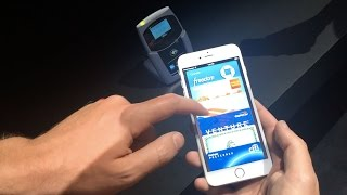 Hands on with Pay: NFC, barcode scan, on online purchases!