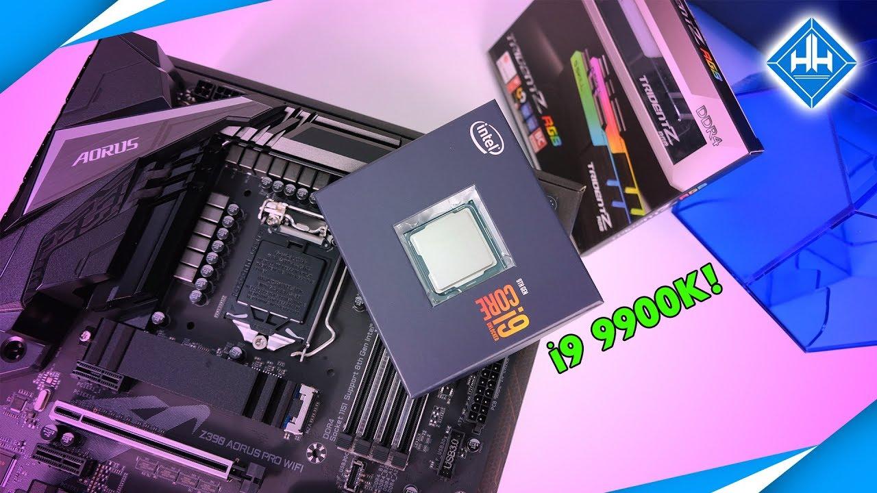 Intel Core i9 9900K: Sự đáp trả của Intel dành cho AMD