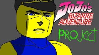 Jojo project| Flipaclip|roblox edition idk why . READ DESC.