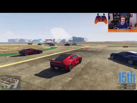 The Pariah Is A Supercar In The Sports Class GTA Online Race