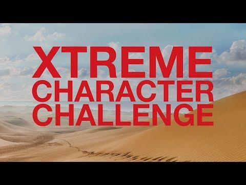Xtreme Character Challenge - 4M Egypt