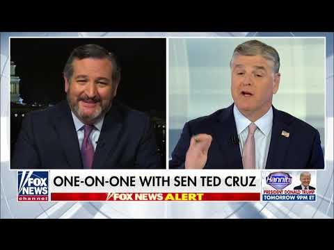 Senator Ted Cruz on Hannity | March 26, 2019
