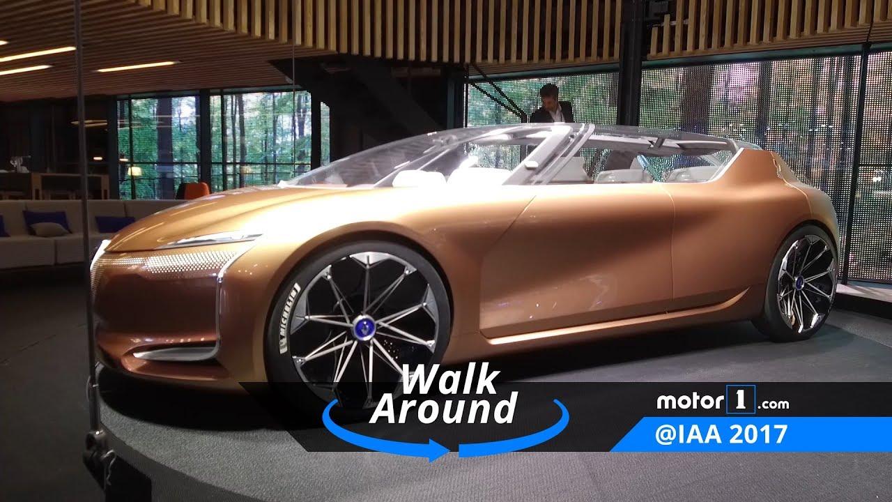 Renault Symbioz Concept 2017 Frankfurt Motor Show