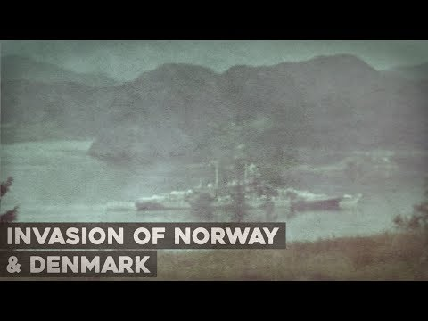Operation Weserübung - The Invasion of Norway & Denmark (WW2 Series #3)