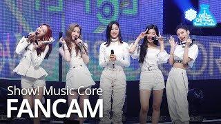 [예능연구소 직캠] ITZY - DALLA DALLA, 있지 - 달라달라 No.1 encore ver. @Show Music core 20190223