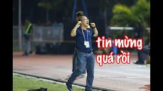 U22 Việt Nam vs U22 Indonesia: HLV Park Hang Seo đón tin cực vui trước chung kết