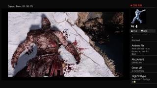 BLACKB0ND Plays - God of War - Part 1