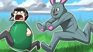 BUNNY EGG HUNT! - Gmod Hide & Seek (Garry's Mod Funny Moments)