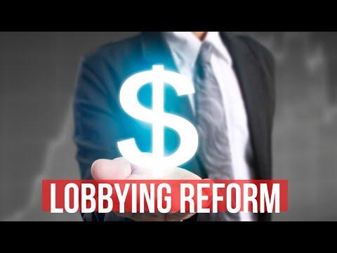 Lobbying reform from Progressive Solutions