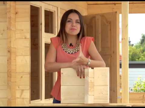 видео: Дачный домик за 35 000 руб! Программа