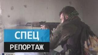Армия Сирии продолжает наступление на ИГИЛ. Репортаж с передовой