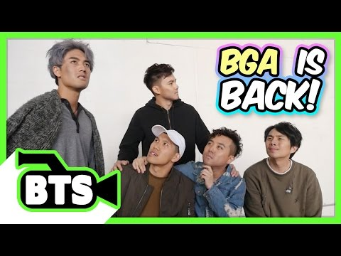 BgA is Back! (BTS)
