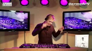 A State Of Trance 2011 - Previewing CD2 With Armin van Buuren