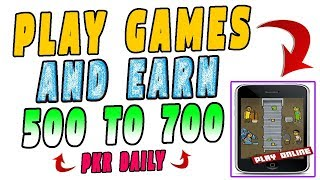 Earn Money By Playing Games In Pakistan 2020|playing Games And Earn Money