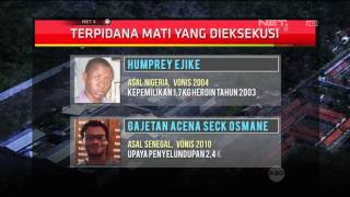 Live Report Evakuasi Jenazah Terpidana Mati - NET5