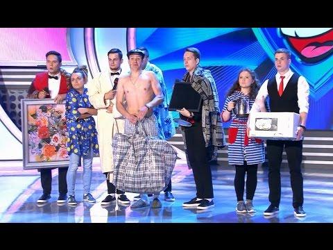 КВН 2016 Премьер-лига Первая 1/2 (12.08.2016) ИГРА ЦЕЛИКОМ Full HD