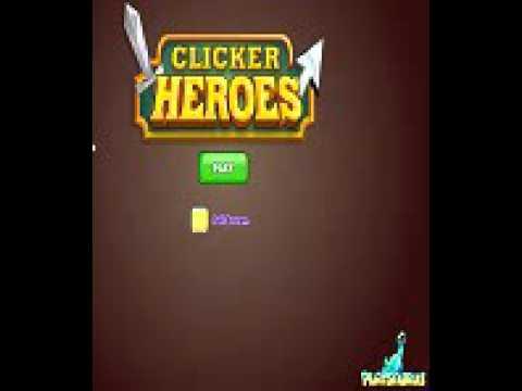 Como Descargar Clicker Heroes Full Portable Para Pc Ultima Version Youtube
