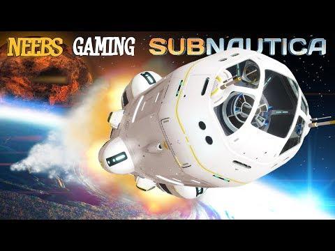 BLAST OFF!  |  Subnautica 29  (FINAL EPISODE)