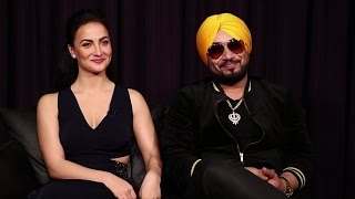 URBAN CHHORI Song | Elli Avram And Dilbagh Singh Exclusive Interview
