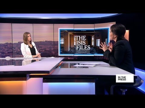 'The ISIS Files' - The use of bureaucracy and brutality by the Islamic State Group