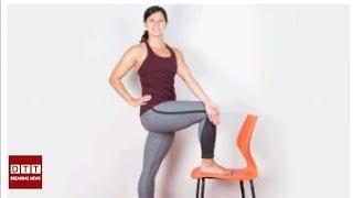 8 postures de yoga simples pour soulager la douleur sciatique en moins de 20mn