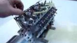 V 12 Modellmotor RC Engine the original Video ! thumbnail