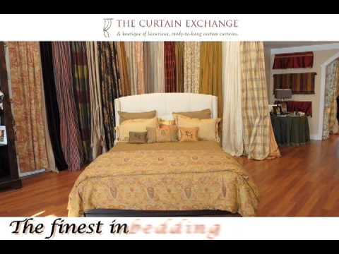 The Curtain Exchange (:30)