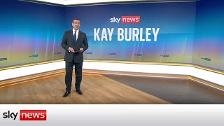 Sky News Breakfast: A new day for a new Cabinet