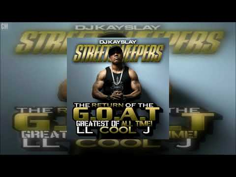 LL Cool J - The Return Of The G.O.A.T. [Full Mixtape] [2008]