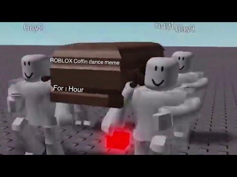Coffin Dance Meme | Astronomia | Roblox 1 Hour Edition
