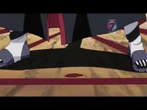 naruto shippuden AMV, Asuma VS Hidan. (demon hunter, not ready to die)