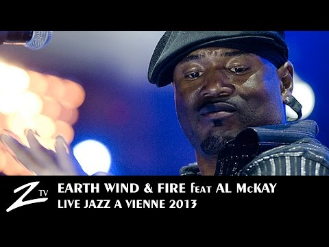 Earth Wind & Fire Experience - September, Boogie Wonderland, Let's Groove - LIVE HD
