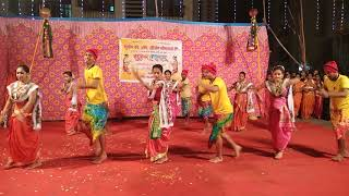 Suyog Marathi Group  Dance  aai tuza deul 19 Jan, 2019