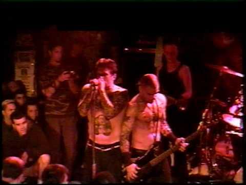 Cro-Mags live at CBGB 2001
