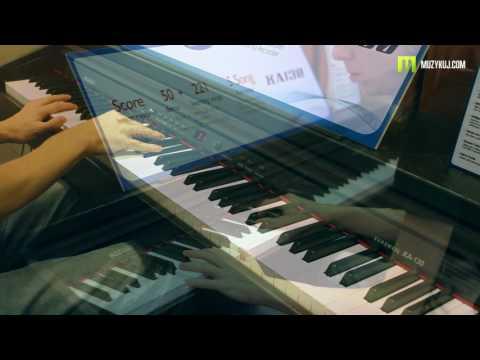 Nagrania dla muzykuj.com – Kurzweil KA 130 – musikmesse 2017 gra: Kamil Barański www.muzykuj.com