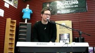 Aqualung Matt Hales - Easier to Lie