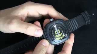 SevenFriday M2 Watch Review   aBlogtoWatch
