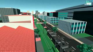 Saint-Etienne Design au fil du Tram