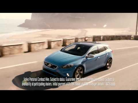 Volvo V40 R Design TV Advert | Park's Volvo Ayr