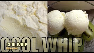 How to make Cool Whip Video Recipe cheekyricho