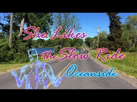 She Likes the Slow Ride HD (Oceanside Radio Mix) by Da Palani -live video recording