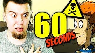WYSŁAŁEM TIMMIEGO NA ŚMIERĆ?! (60 Seconds #37)