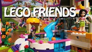LEGO friends Heartlake Summer Pool Letnji bazen veliki 41313