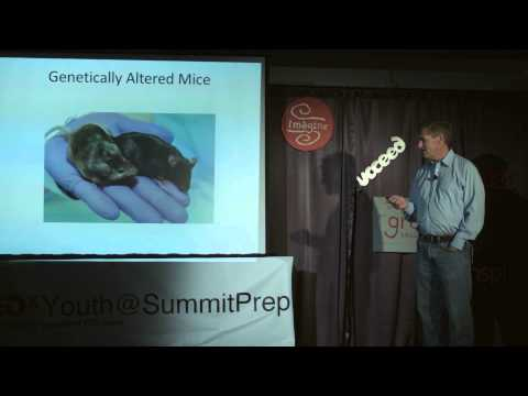 An Evolving Career in BioTechnology | Bob DuBridge | TEDxYouth@SummitPrep