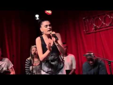Jessie J Laserlight Live acoustic version Red Room